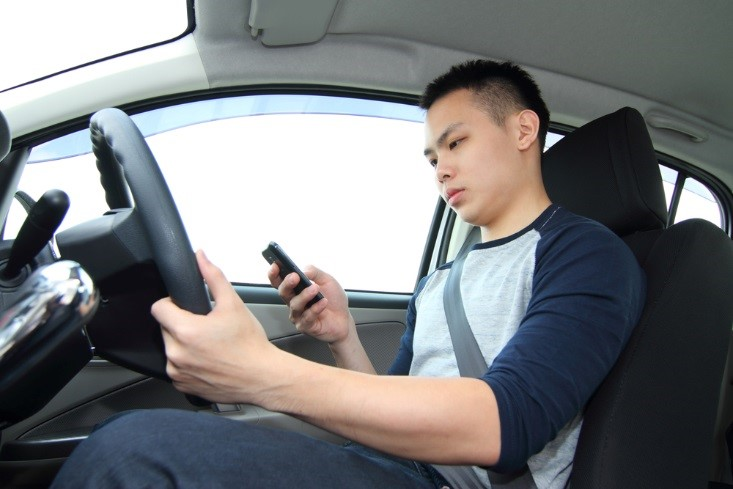 Distracted driving blog