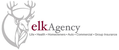Elk Agency Insurance logo